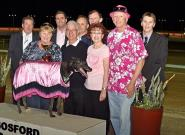 Pink Ribbon Fundraiser at Gosford Greyhound Club