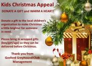 Kids Christmas Appeal